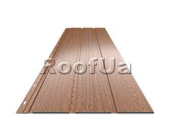 Soffit line wood