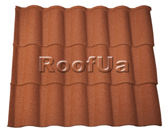 Evertile coppo 56 brick red