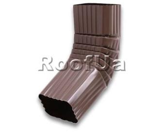 Отвод трубы (сливное колено) novatik quadra