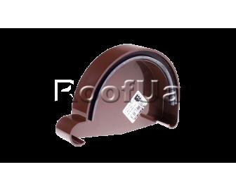 Заглушка желоба правая p profil 130/100 мм