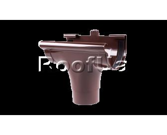 Ливнеприемник проходной profil 130/100 мм