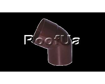Колено 60° profil 130/100 мм