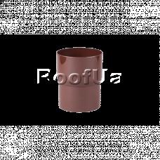 Соединитель водосточной трубы Profil 90/75 мм