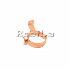 Держатель трубы дерево Zambelli 127/80 мм