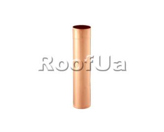 Труба водосточная длина 3м zambelli 127/80 мм