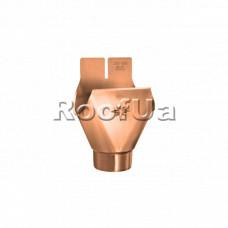 Воронка с двумя швами Zambelli 127/80 мм