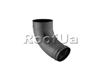 Сливное колено zambelli 127/80 мм