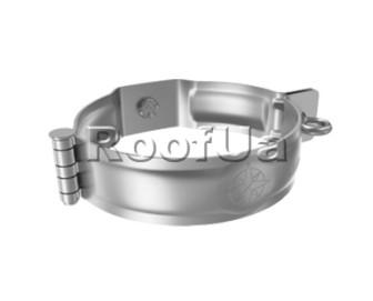 Держатель трубы камень zambelli 127/80 мм