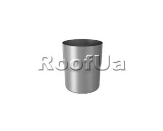 Соединитель трубы zambelli 127/80 мм