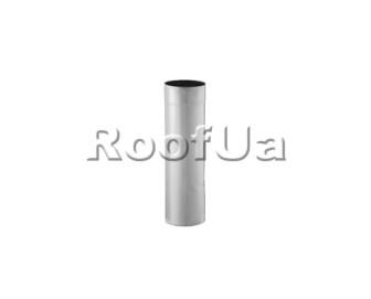 Труба водосточная длина 1м zambelli 127/80 мм