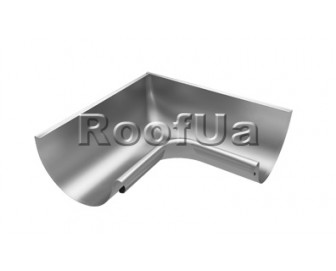 Угол внутренний 90° zambelli 127/80 мм