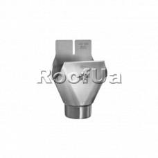 Воронка завальцованная Zambelli 127/80 мм