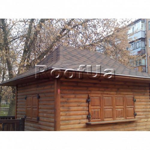 Shinglas Финская Коричневый купить в Харькове