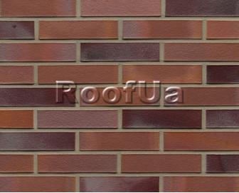 Клинкерный кирпич nr. 14 rotblau-bunt