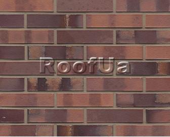 Клинкерный кирпич nr. 04 s rotbraun-bunt spezia